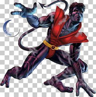 Nightcrawler Thor X-Men Marvel Heroes 2016 Superhero PNG