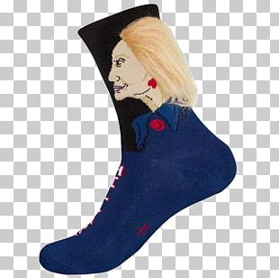 Shoe Socks Hillary Clinton Presidential Campaign PNG