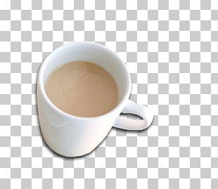 Tea Coffee Cup Milk Cuban Espresso PNG