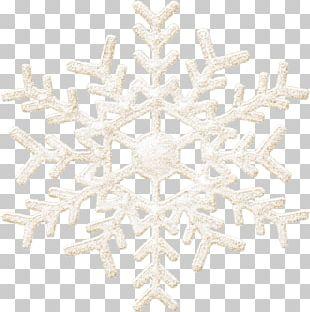 Snowflake Light Winter PNG