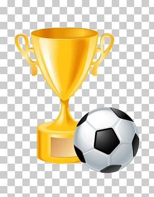 Trophy Football PNG