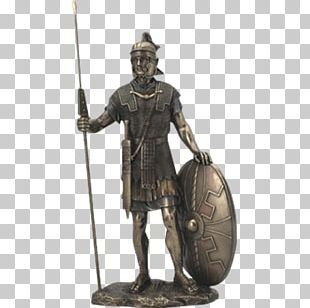 Ancient Rome Roman Sculpture Statue Soldier PNG
