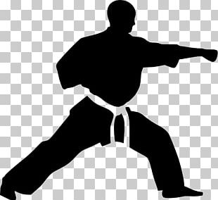 Karate Martial Arts Kick Sparring PNG