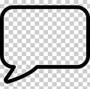 Speech Balloon Computer Icons PNG