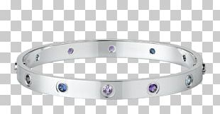 Love Bracelet Jewellery Bangle Cartier PNG