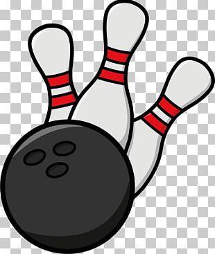Bowling Pin Bowling Balls PNG