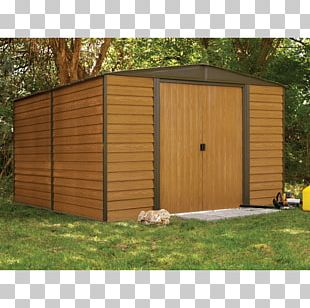 Shed Garden Building Deck Tool PNG