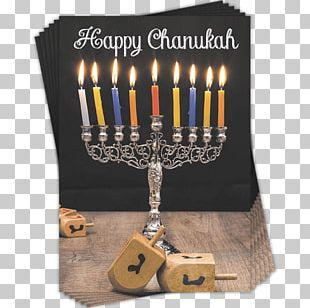 Hanukkah Sufganiyah Menorah Donuts Jewish Holiday PNG