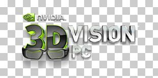 Nvidia 3D Vision Graphics Cards & Video Adapters Laptop 3D Film PNG