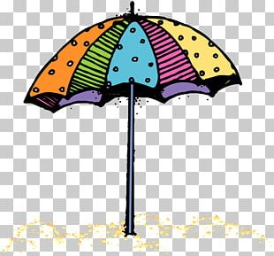 Umbrella Beach Google S PNG