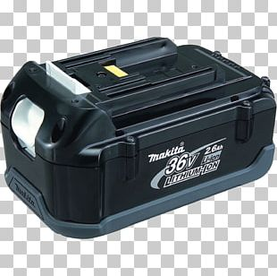 Battery Charger Lithium-ion Battery Electric Battery Rechargeable Battery Makita PNG