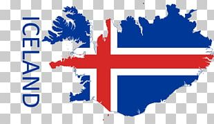 Flag Of Iceland Map National Flag PNG