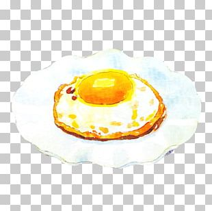 Fried Egg French Fries Egg Sandwich Meatball Fried Rice PNG