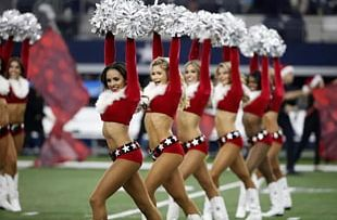 NFL Super Bowl Dallas Cowboys Cheerleading New England Patriots PNG