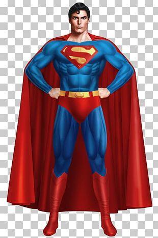 Superman Logo Clark Kent Superhero Comic Book PNG