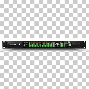 Universal Audio Apollo 16 Universal Audio Apollo FireWire Preamplifier PNG
