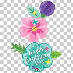 Mother's Day Balloon Gift Birthday PNG