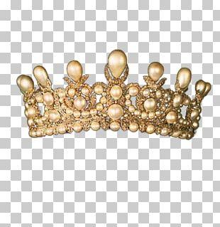 Pearl Crown PNG