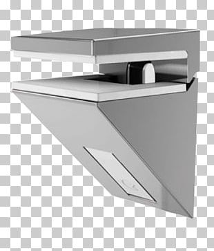 Shelf Support Hylla Glass Steel PNG