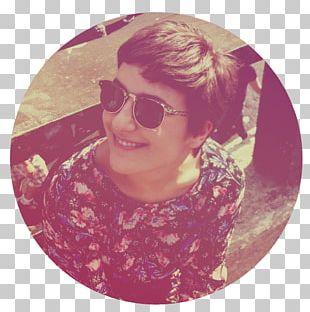 Sunglasses Pink M PNG