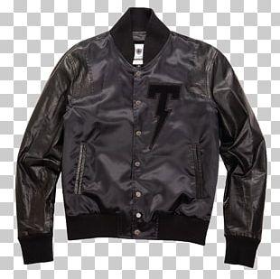 Leather Jacket Harley-Davidson Clothing Coat PNG