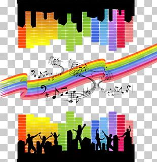 Music Dance Poster Disco PNG