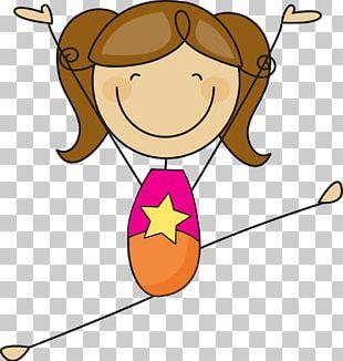 Stick Figure Woman PNG
