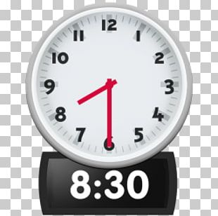 Digital Clock Time Clackamas United Church Of Christ Hour PNG