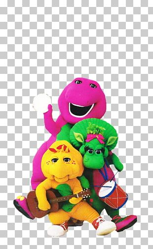Baby Bop Barney Songs Television Show Video PNG