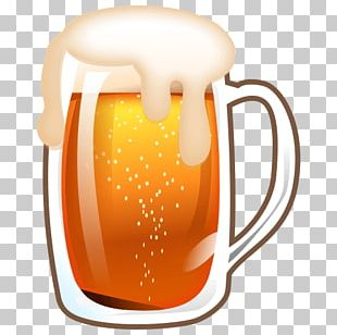 Beer Glasses Emoji Mug Emoticon PNG