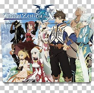 Tales Of Zestiria Tales Of Symphonia Tales Of Berseria Video Game Bandai Namco Entertainment PNG
