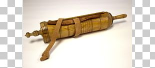 Sefer Torah Torah Scroll Fragment Jewish Ceremonial Art PNG