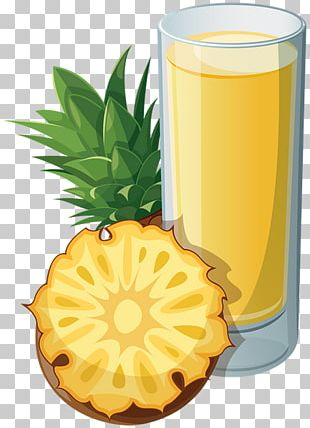 Pineapple Orange Juice Orange Drink Cocktail PNG