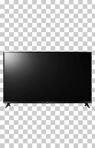 LED-backlit LCD Television Set 4K Resolution High-definition Television Liquid-crystal Display PNG