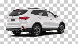 Rush 2018 Hyundai Santa Fe Sport 2.4L Sport Utility Vehicle Car PNG