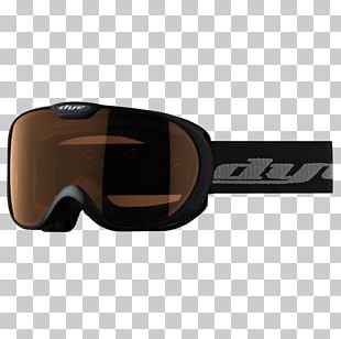 Goggles Dye Food Coloring Bronze PNG