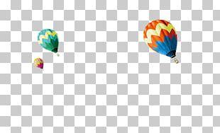 Hot Air Balloon Sky PNG