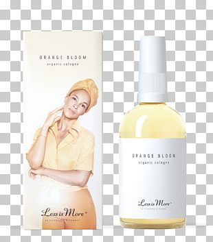 Perfume Organic Food Less Is More Orange Blossom Eau De Cologne PNG