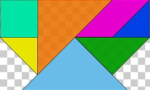 Tangram Jigsaw Puzzles Game PNG