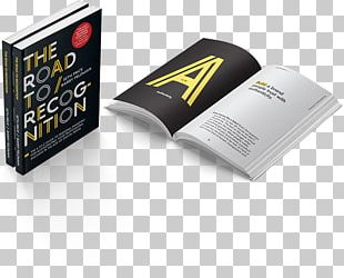 The Road To Recognition: An A-To-Z Guide To Personal Branding For Accelerating Your Professional Success In The Age Of Digital Brand Book Logo PNG
