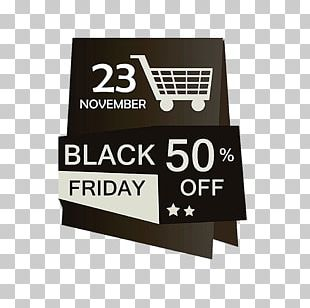 Black Friday Discounts And Allowances Photography PNG