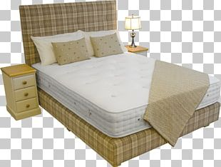 Mattress Bed Frame Couch Box-spring PNG