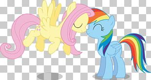 My Little Pony Rainbow Dash Fluttershy PNG