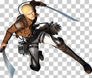A.O.T.: Wings Of Freedom Attack On Titan 2 Reiner Braun Attack On Titan PNG