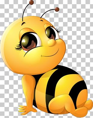 Bee Infant PNG