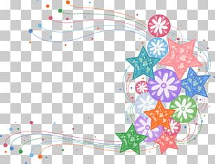 Euclidean Star Shape PNG