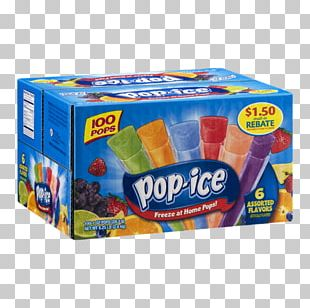 Ice Pop Juice Ice Cream Flavor Fla-Vor-Ice PNG