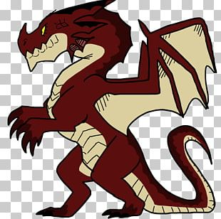 Fire dragon. Free png images clipart