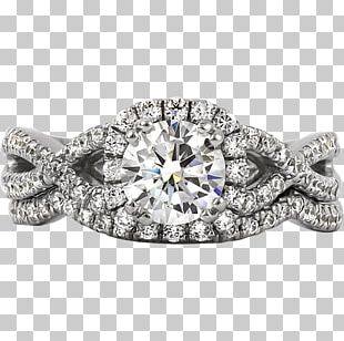 Wedding Ring Bling-bling Silver Body Jewellery Platinum PNG