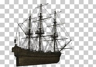 Brigantine Sloop-of-war Ship Of The Line Clipper Barque PNG